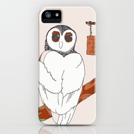 House of Learned Doctors iPhone Case