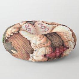 """The Altar"" Floor Pillow"