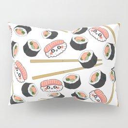 Chopsticks Sashimi Pillow Sham