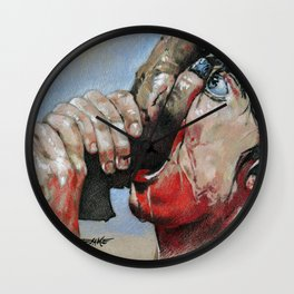 Friday the 13th Part IV Wall Clock