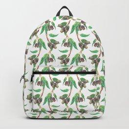 Gumnuts pattern Backpack