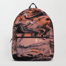 M A R B L E - grenadine mix Backpack