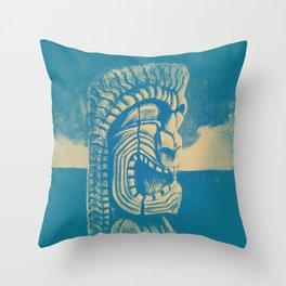 Ku #1 Throw Pillow
