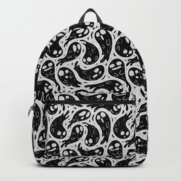 Good Lil' Ghost Gang in Grey Backpack