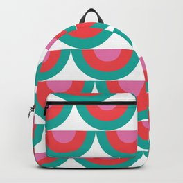 WATERMELON RADISH PATTERN Backpack