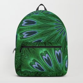 Feather Eyes Backpack