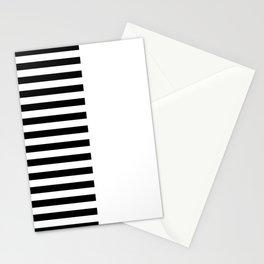 PERFECT BALANCE (BLACK-WHITE) Stationery Cards