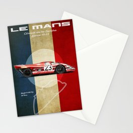 Le Mans Vintage Salzburg Stationery Cards