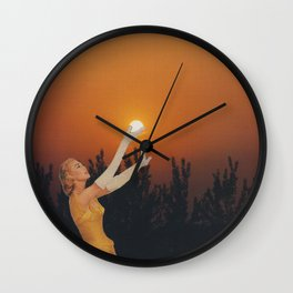Star Light Wall Clock