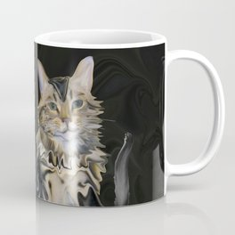 Marble Meows Coffee Mug
