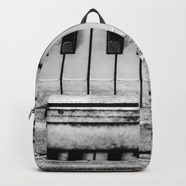The piano Backpack