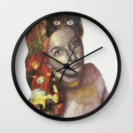 Remedios Varo Wall Clock