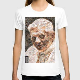 BEHIND THE FACE Ratzinger | Homosexuals T-shirt