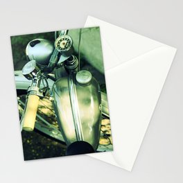 Old Moped Stationery Cards