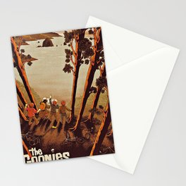 The Goonies - 1985 Stationery Cards