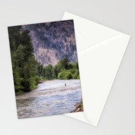 Rock Creek - Montana Stationery Cards