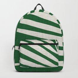 Minimalist Palm Leaf Backpack