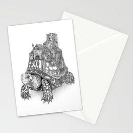 Tortoise King Stationery Cards