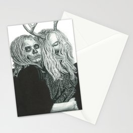 Olsen Twins Stationery Cards