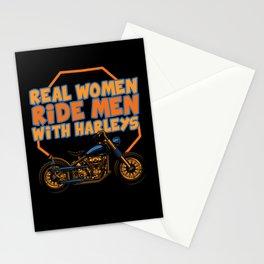 Motorcycle Biker Racing Motorbike Motorcyclist Stationery Cards