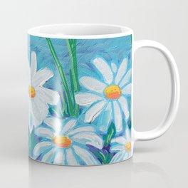 Daises Coffee Mug