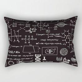 Science Madness Rectangular Pillow
