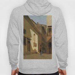 Santa Maria De Bardi 1870 By Telemaco Signorini | Reproduction | Italian Painter Hoody