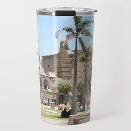 Temple of Luxor, no. 16 Travel Mug