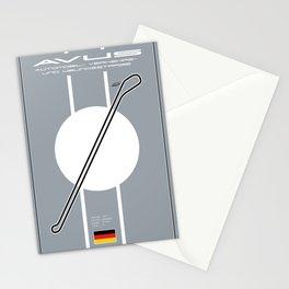 Avus Racetrack, Berlin Stationery Cards