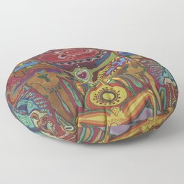 El Búfo Floor Pillow