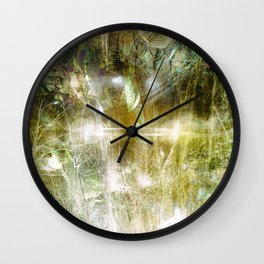 A Place To Chill Wall Clock