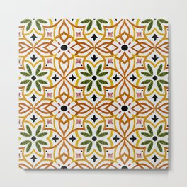 Obsession nature mosaics Metal Print