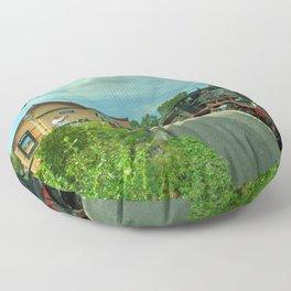 Bodiam Norweigan Floor Pillow
