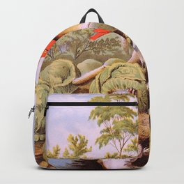 Carl Offterdinger - The Rabbit And The Hedgehog - Digital Remastered Edition Backpack