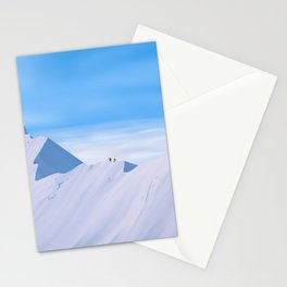 The Highest Mountain Stationery Cards