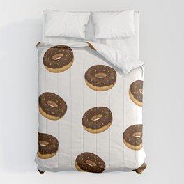 EMOJI CUTE DOUGHNUTS Comforters