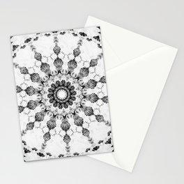 Damask design Stationery Cards