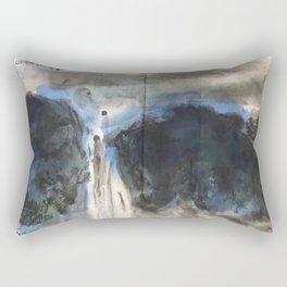 SH 23 - Gorge Estuary Rectangular Pillow