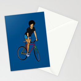 Track Stand Stationery Cards