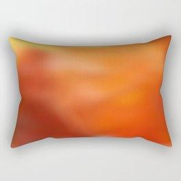blurred artwork Rectangular Pillow