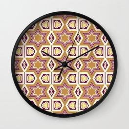 Fizzy Wine Wall Clock