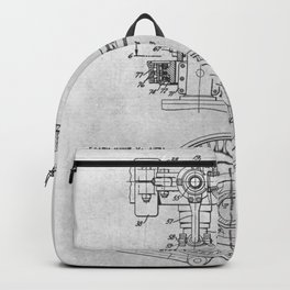 Helicopter Backpack