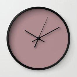 woodrose Wall Clock