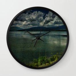 Drifting Away at the Ashokan Wall Clock