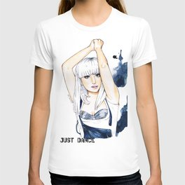 """""""JUST DANCE gonna be okay"""" T-shirt"""