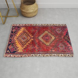 N200 - Berber Moroccan Heritage Oriental Traditional Moroccan Style Rug