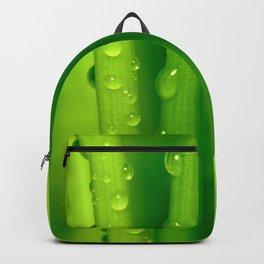 Green grass  32 Backpack