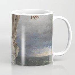 Sappho By Miquel Carbonell I Selva (1854-1896) Safo - 1881 Coffee Mug
