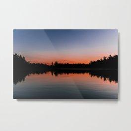 Georgian Bay Sunrise Metal Print