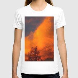 Orange Colorado Sunrise T-shirt